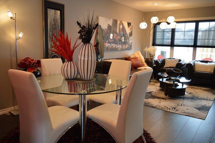 Il tappeto della Sala da pranzo: misure - Ambiente Tessile